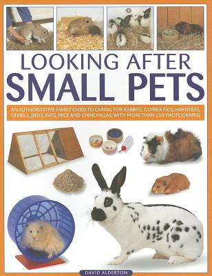 Looking After Small Pets By Alderton, David